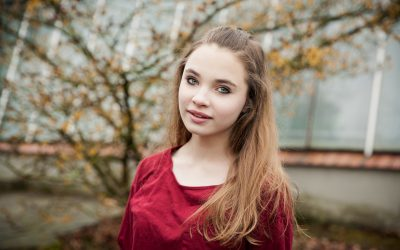 Juliette im finalen Casting für ZDF-Serie